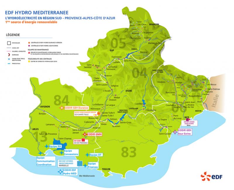 carte développement EDF 1R1T